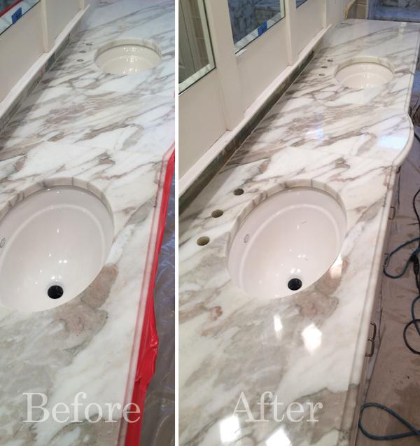 Italian Marble Restoration In Georgetown Md Zoltan
