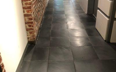 Black Slate Tile | Downtown DC