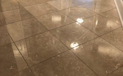 Travertine Polishing | Annapolis, MD