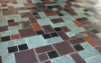 Slate Floor Restoration | Annapolis, MD