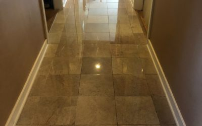 Marble Floor Restoration | Annapolis, MD