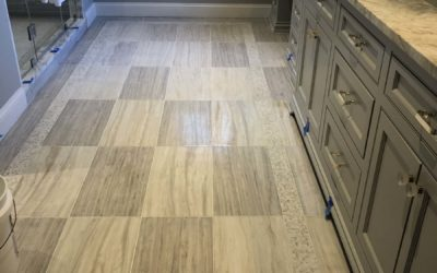 Virginia Marble Floor Saved After Vinegar Mistake