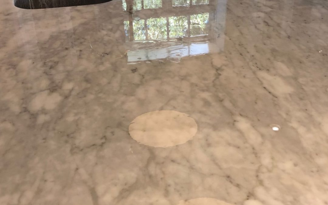 Restoring Kitchen Stone for Home Sale: Georgetown & Great Falls